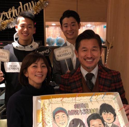 画像】三浦知良息子がグランメゾンで俳優デビューの理由や何役