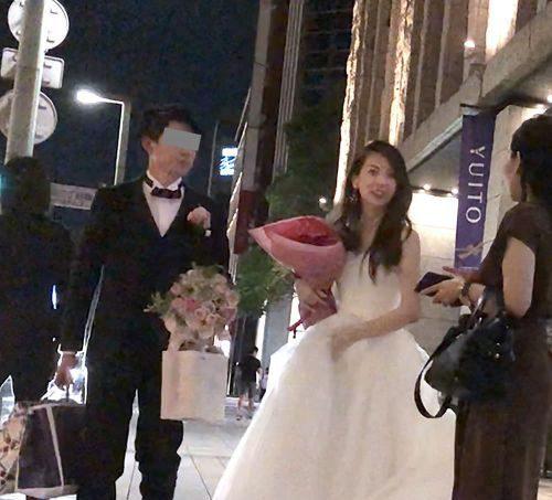 阿部渉 結婚