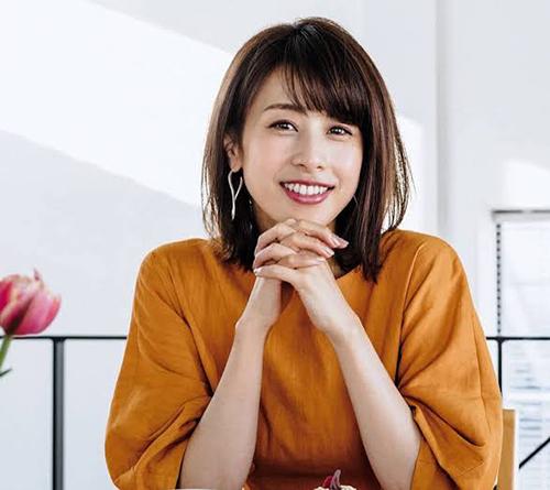 加藤綾子アナ(2016年に噂)
